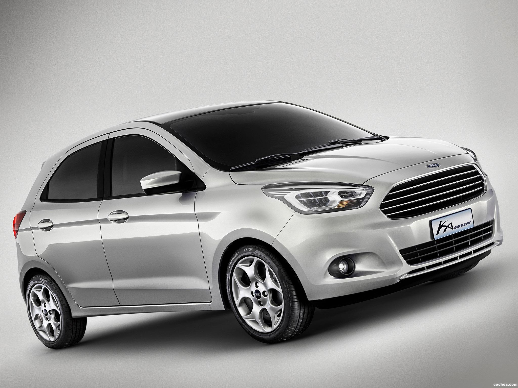 Foto 0 de Ford Ka Concept 2013