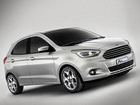Fotos de Ford Ka Concept 2013