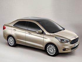 Ver foto 4 de Ford Ka Sedan Concept 4 puertas 2014