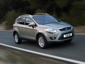 Ver foto 3 de Ford Kuga 2008