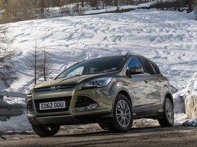Ver foto 3 de Ford Kuga UK 2013