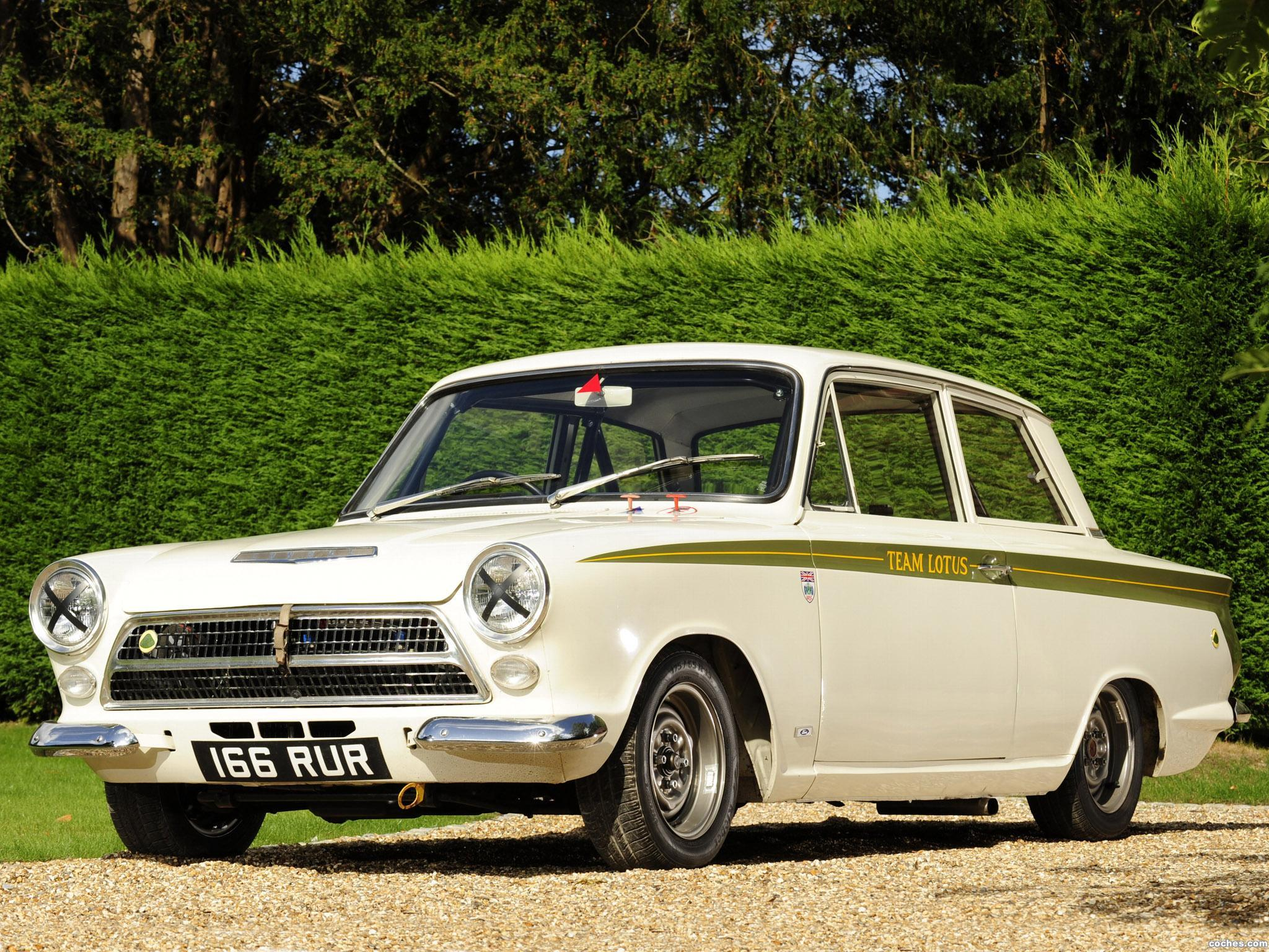 Foto 0 de Ford Lotus Cortina 1963