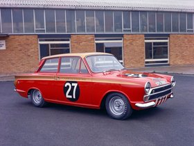 Ver foto 3 de Ford Lotus Cortina 1963