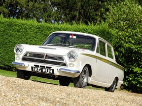 Ver foto 2 de Ford Lotus Cortina 1963