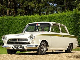 Ver foto 1 de Ford Lotus Cortina 1963
