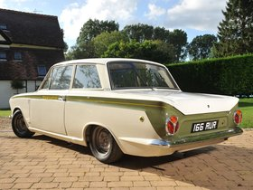 Ver foto 8 de Ford Lotus Cortina 1963