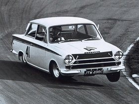 Ver foto 6 de Ford Lotus Cortina 1963