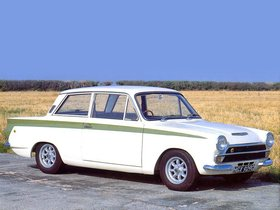 Ver foto 4 de Ford Lotus Cortina 1963