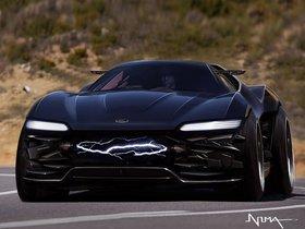 Fotos de Ford Mad Max Interceptor Concept 2011