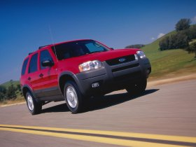 Fotos de Ford Maverick 2001