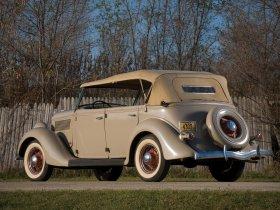 Ver foto 3 de Ford Model 48 Deluxe Phaeton 1935