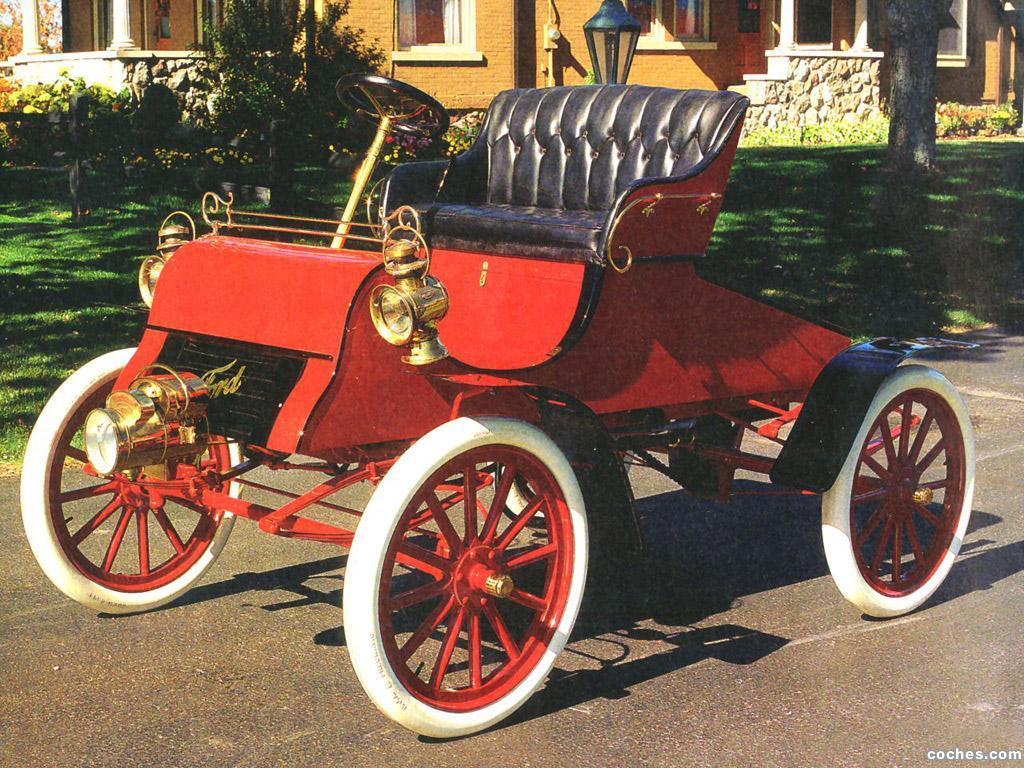 Foto 0 de Ford Model-A 1903