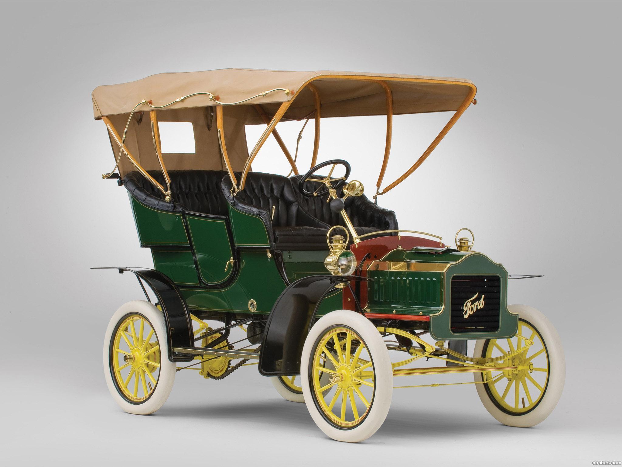 Foto 0 de Ford Touring 1905