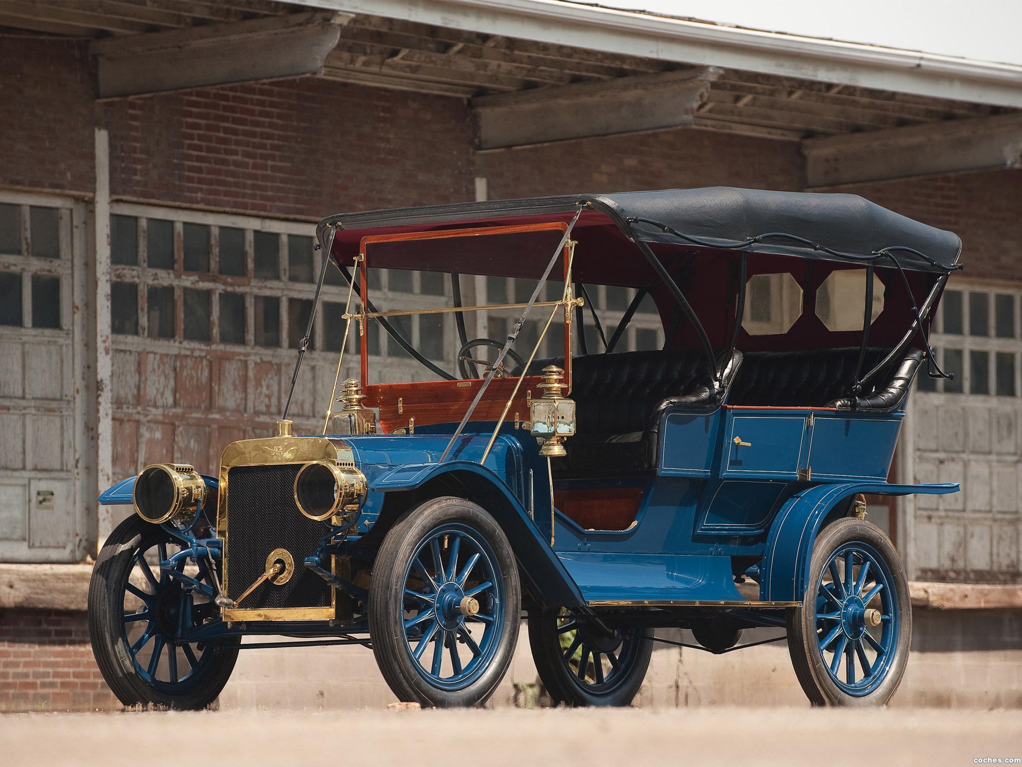 Foto 0 de Ford Model K Touring 1907