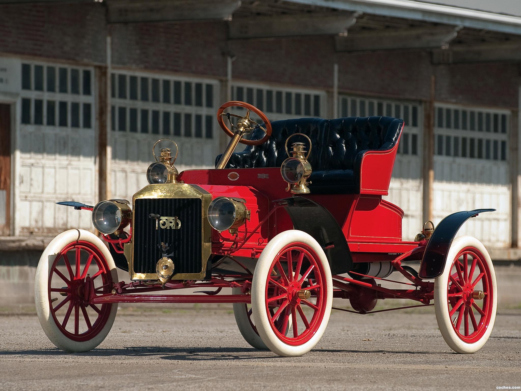 Foto 0 de Ford Model N 1906