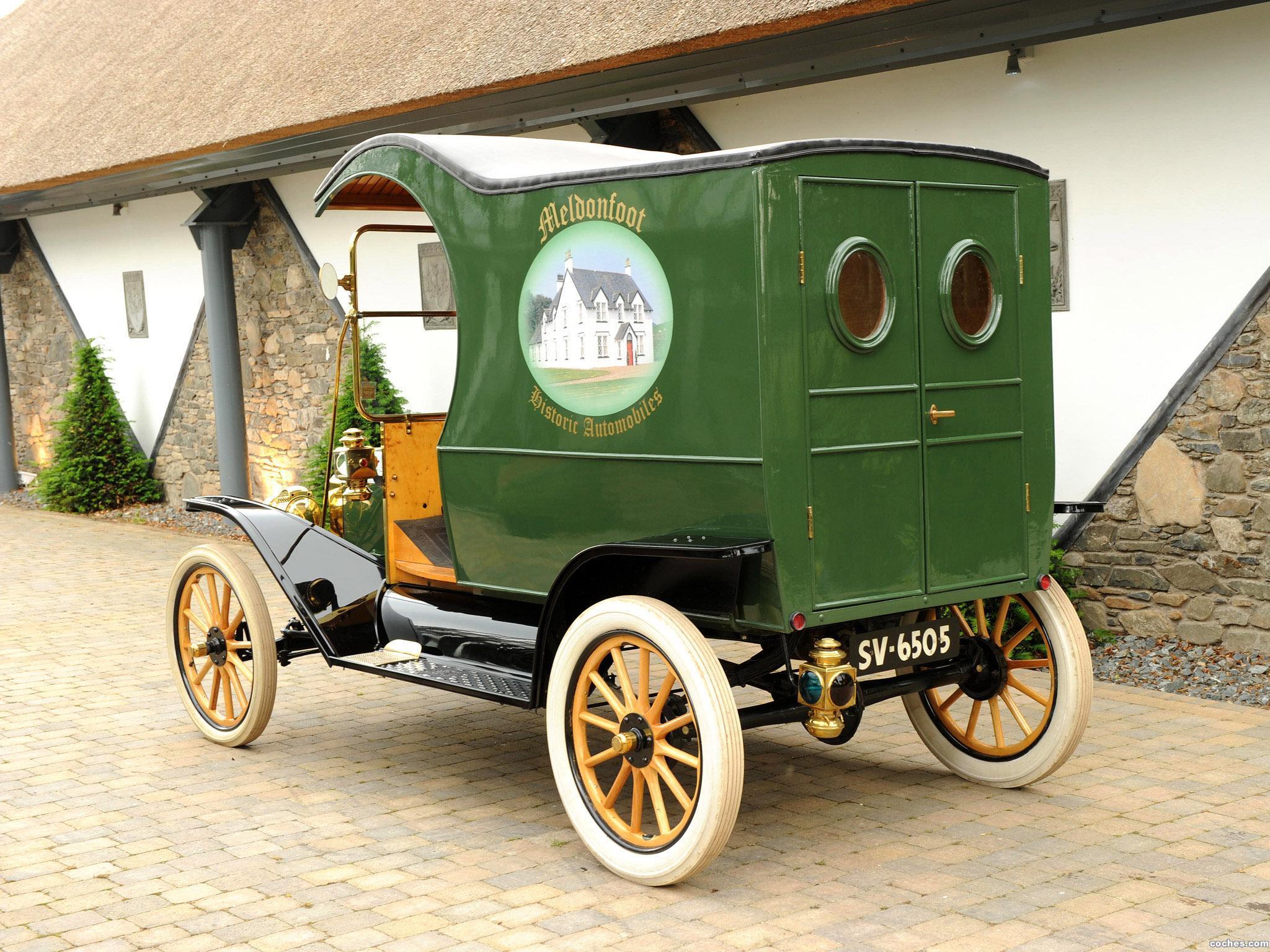 Foto 3 de Ford Model T Delivery Car 1912