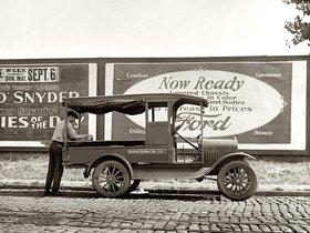 Fotos de Ford Model T Depot Hack 1925