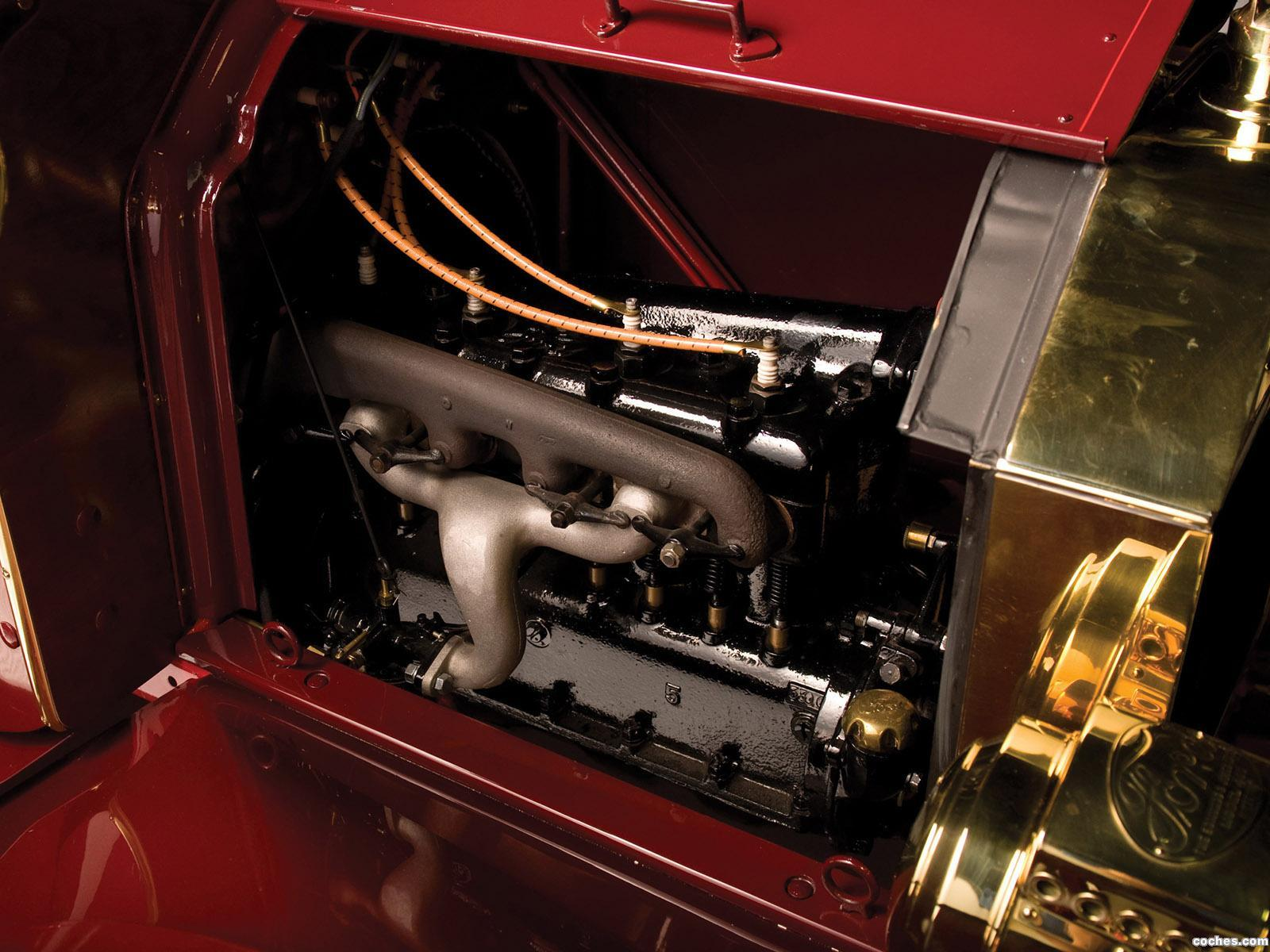 Foto 4 de Ford Model T Landaulet