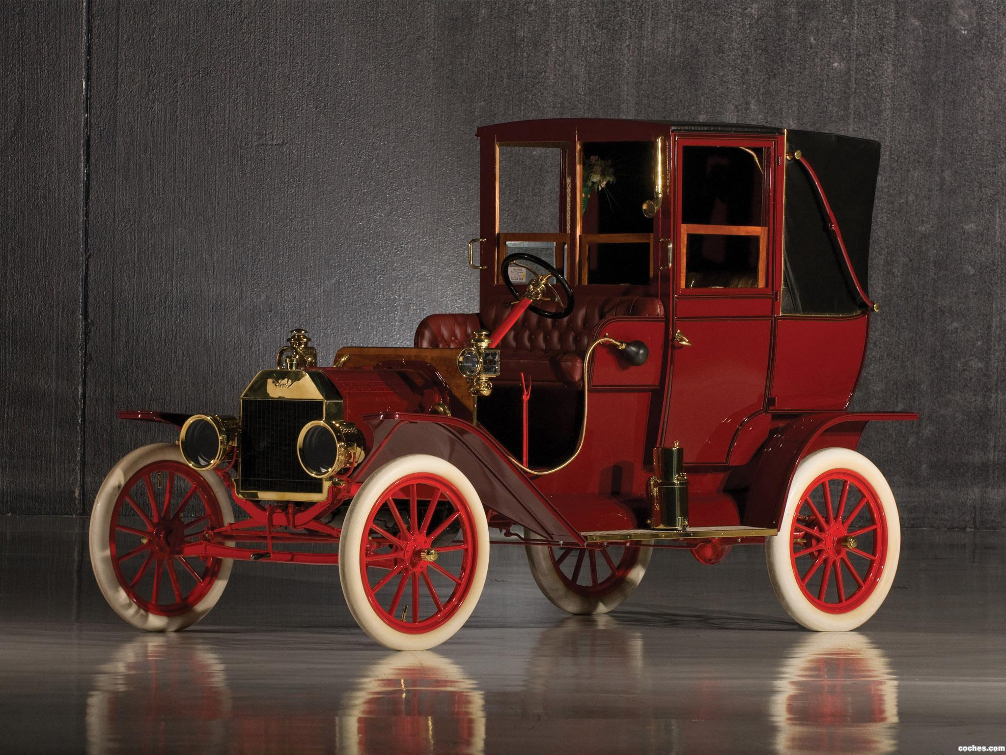 Foto 0 de Ford Model T Landaulet