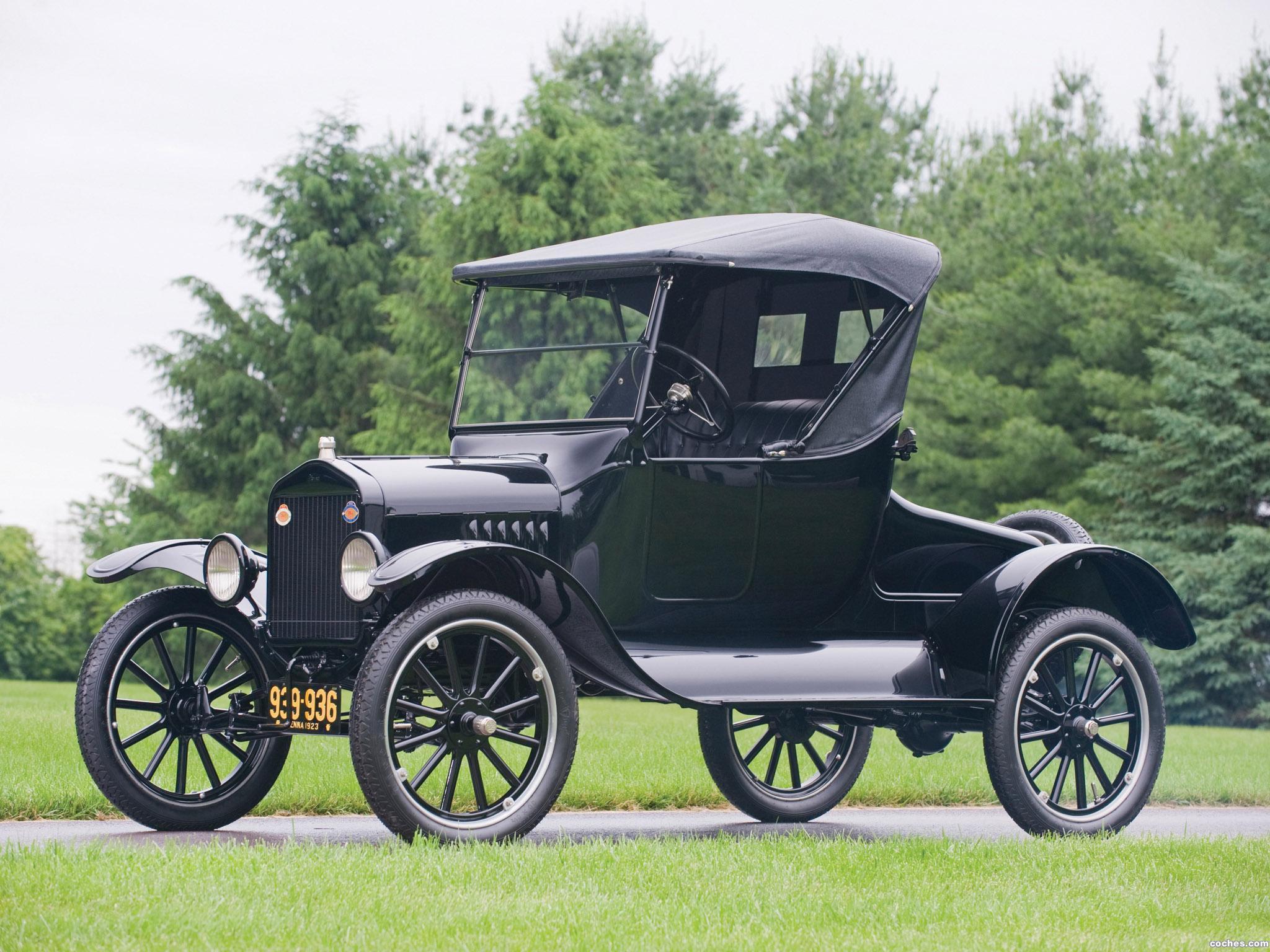 Foto 0 de Ford Model T Roadster 1923