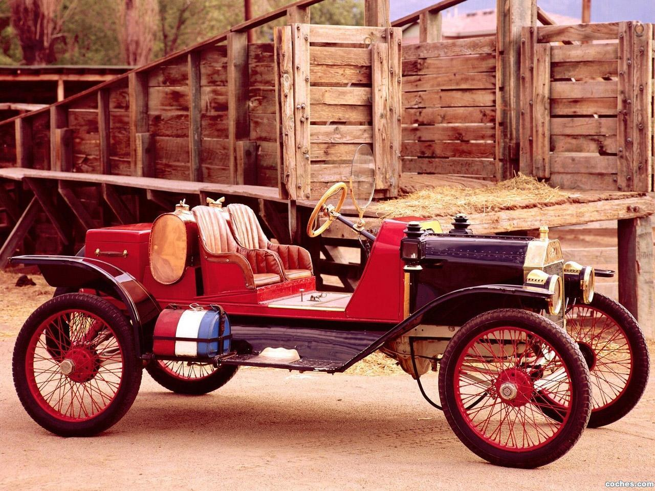 Foto 0 de Ford Model-T Speedster