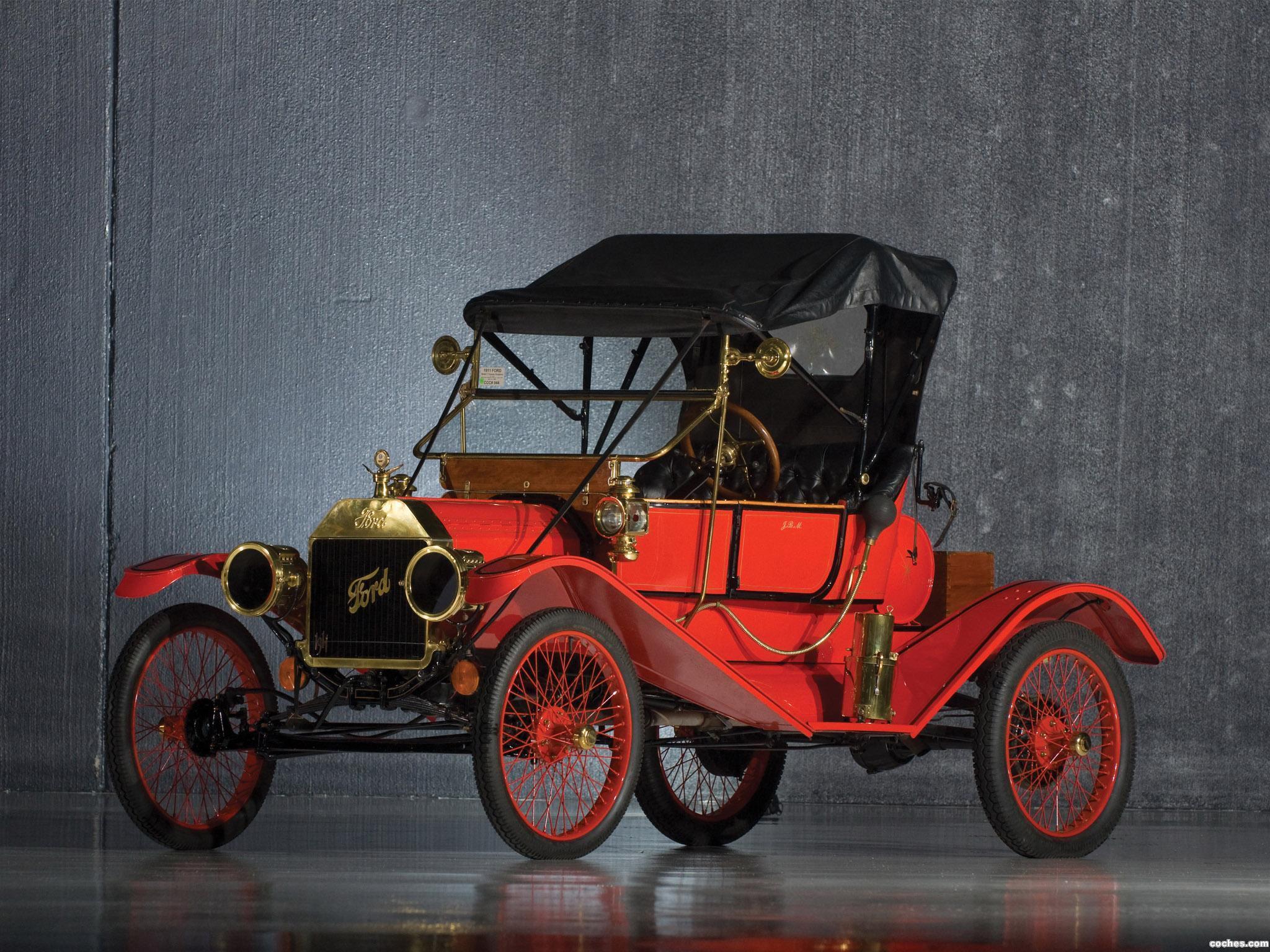 Foto 0 de Ford Model T Torpedo Runabout