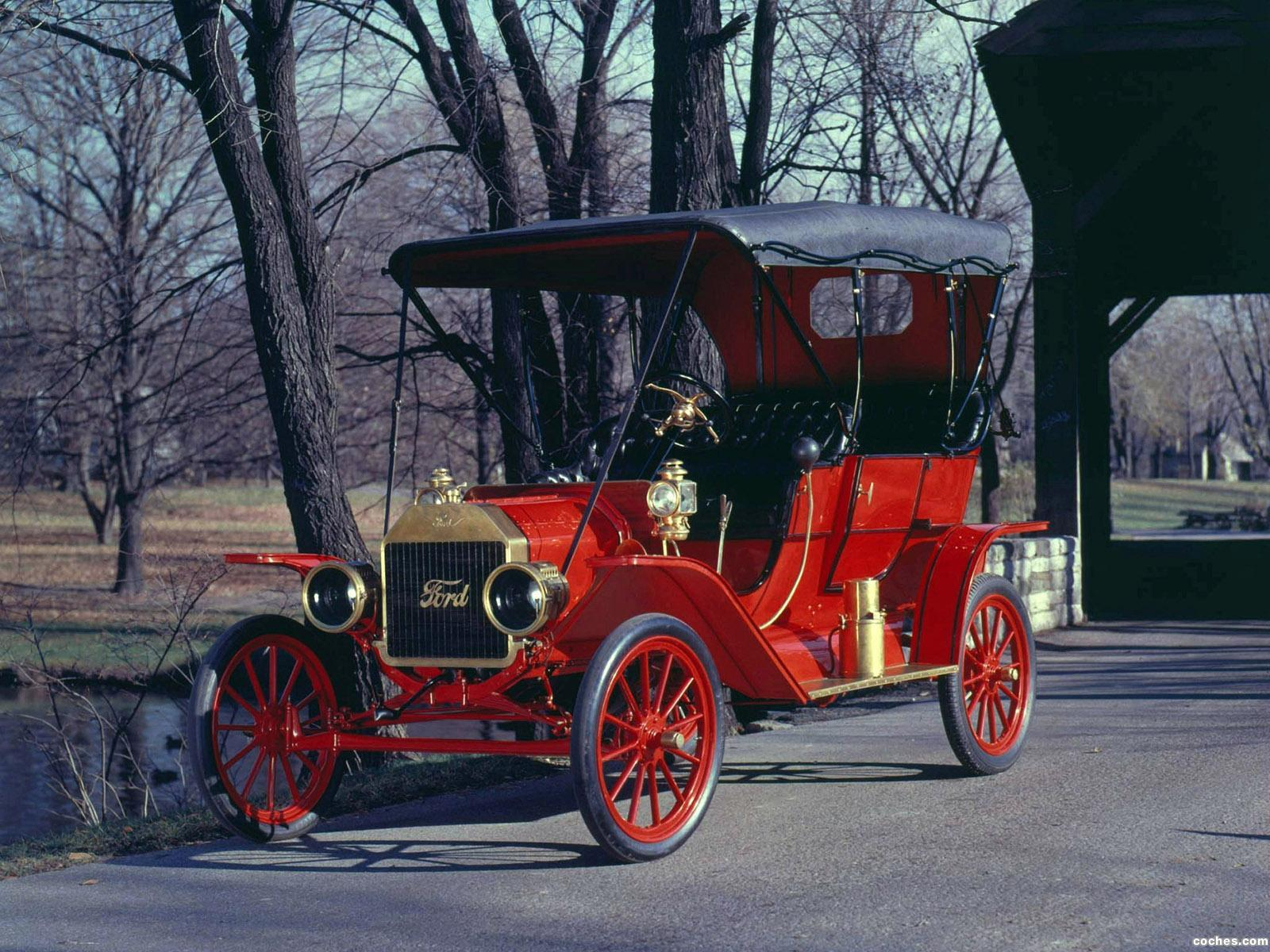 Foto 0 de Ford Touring 1911