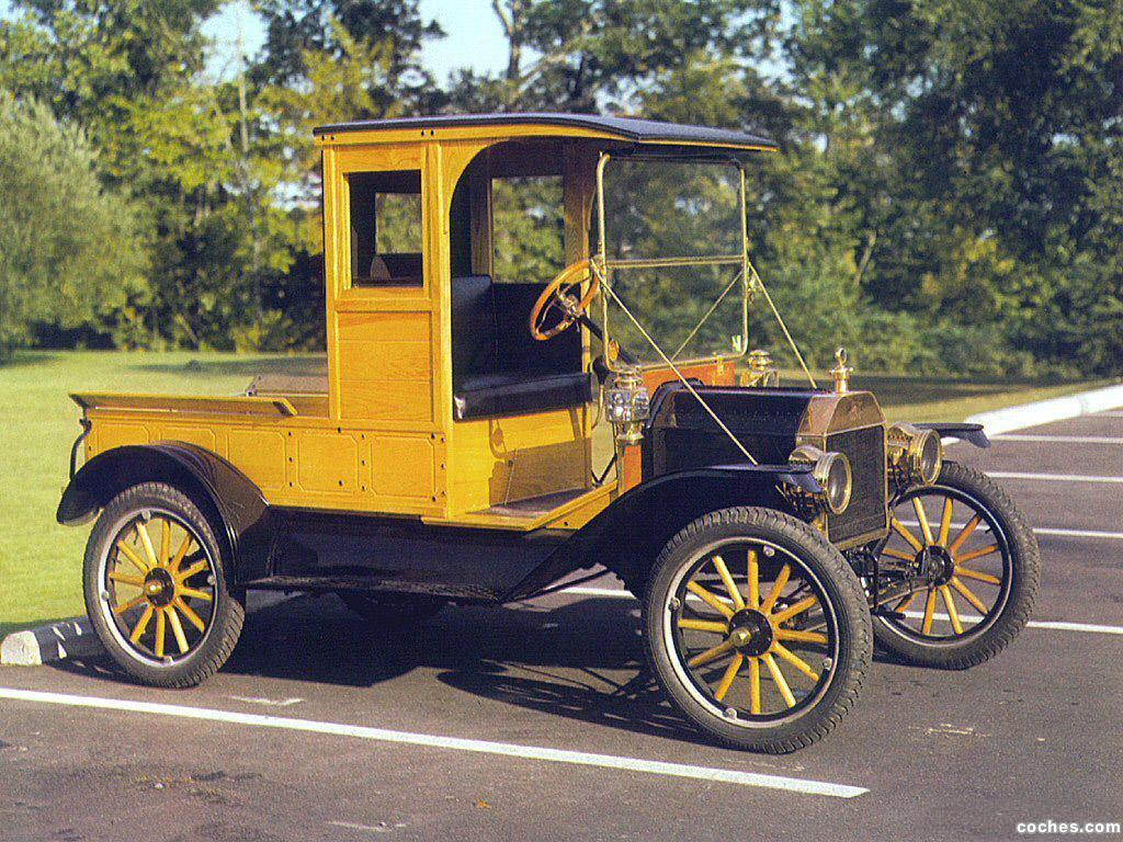 Foto 0 de Ford Model-T Woody Pickup