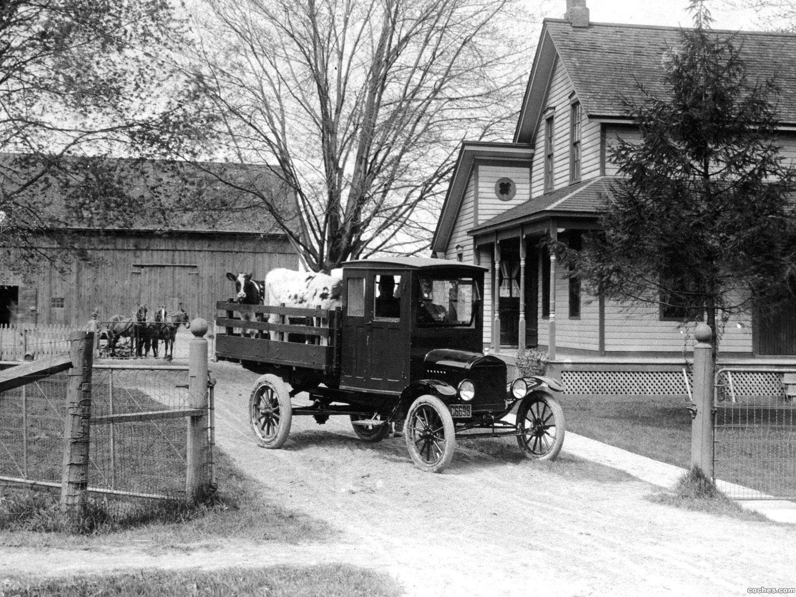 Foto 0 de Ford Model TT Truck 1920