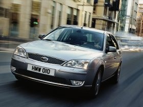 Fotos de Ford Mondeo 2005