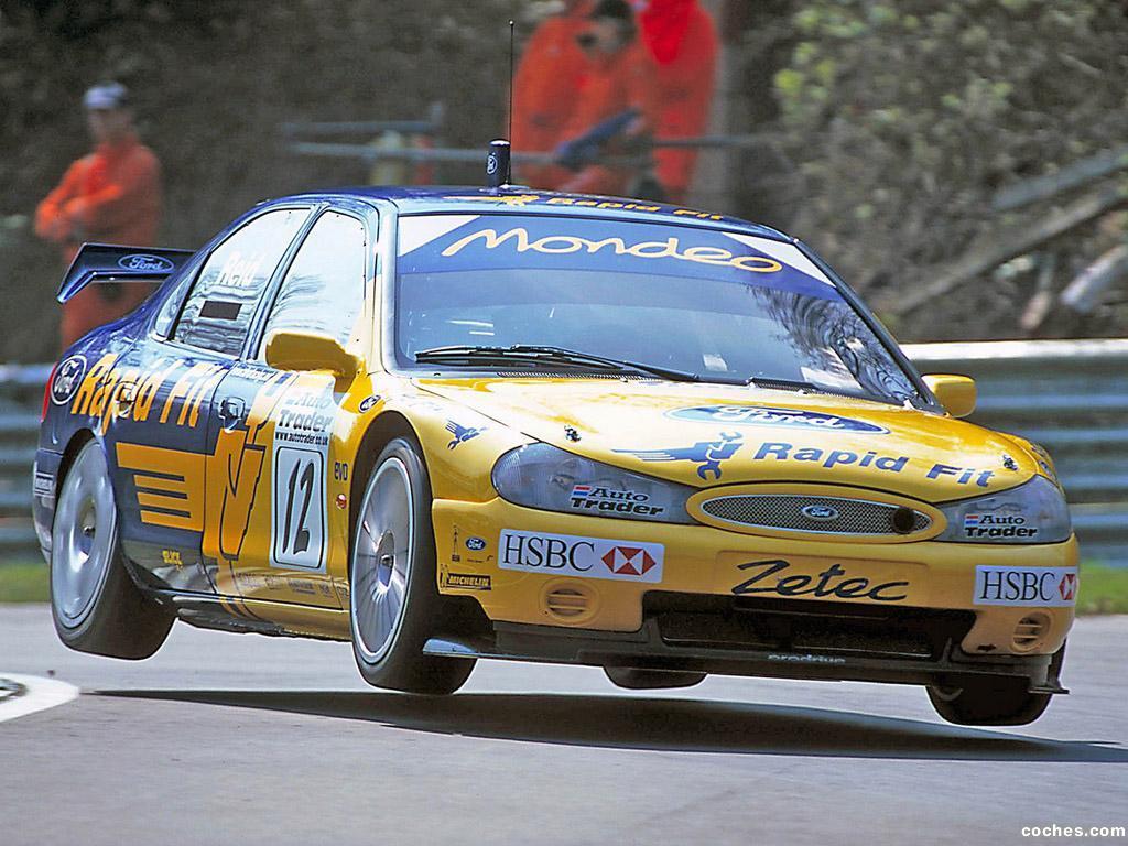 Foto 0 de Ford Mondeo BTCC 1996
