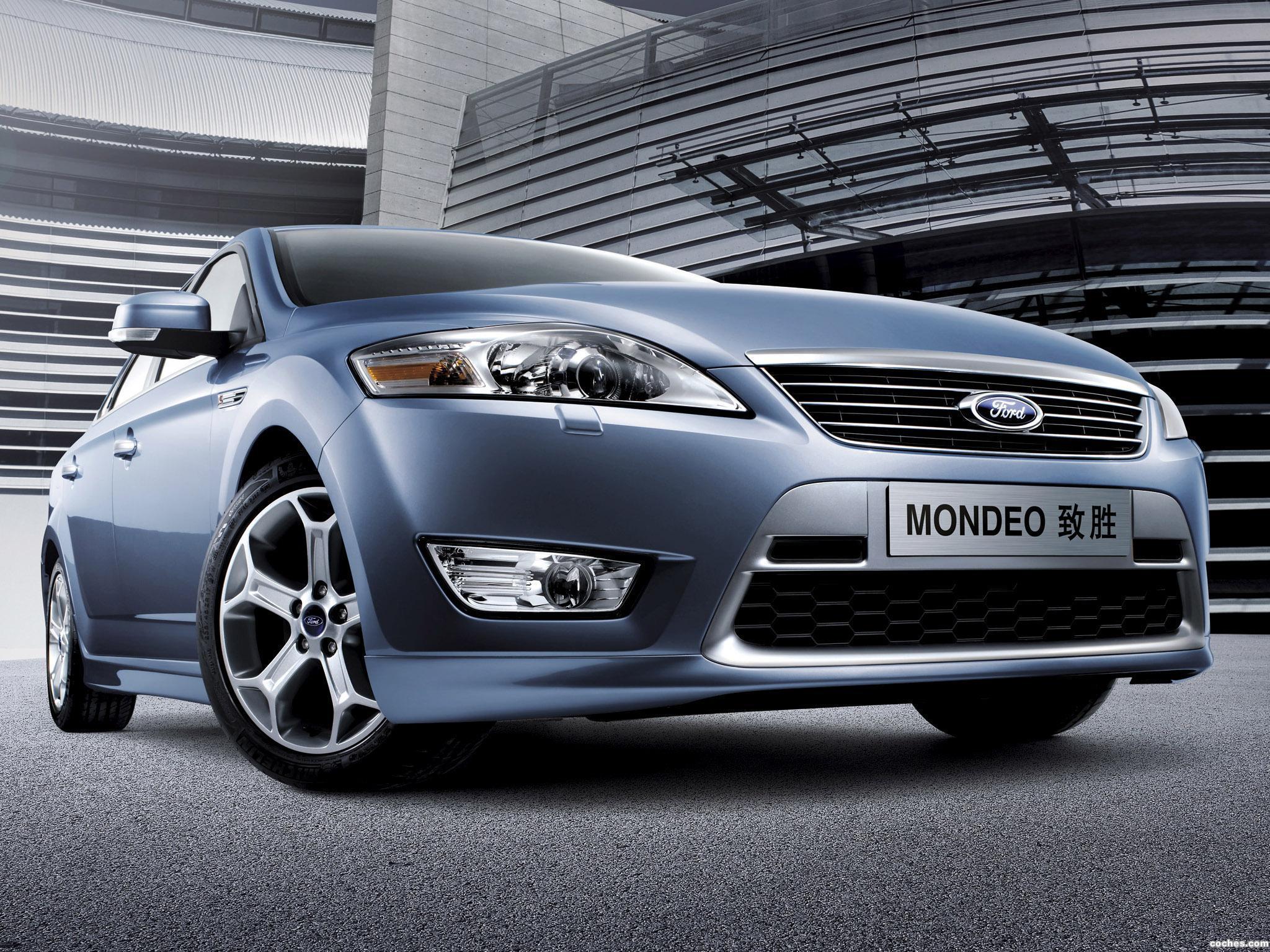 Foto 0 de Ford Mondeo China 2010