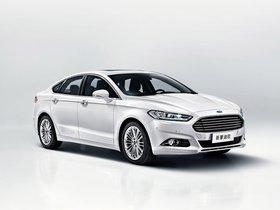 Ver foto 7 de Ford Mondeo China 2013
