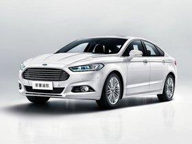 Ver foto 6 de Ford Mondeo China 2013