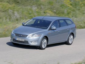 Ver foto 10 de Ford Mondeo Combi 2007