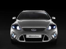 Ver foto 7 de Ford Mondeo Concept 2006
