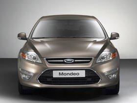 Ver foto 3 de Ford Mondeo 5 puertas 2010