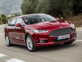 Ver foto 11 de Ford Mondeo 5 puertas 2014