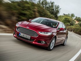 Ver foto 5 de Ford Mondeo 5 puertas 2014