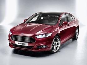 Ver foto 1 de Ford Mondeo 5 puertas 2014