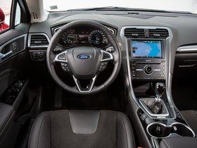 Ver foto 19 de Ford Mondeo 5 puertas 2014