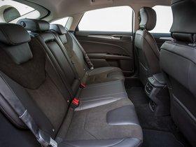 Ver foto 16 de Ford Mondeo 5 puertas 2014