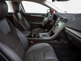 Ver foto 15 de Ford Mondeo 5 puertas 2014