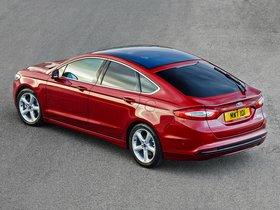Ver foto 10 de Ford Mondeo Hatchback UK 2014