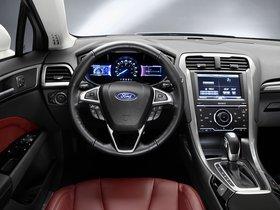 Ver foto 4 de Ford Mondeo Hybrid Sedan 2014