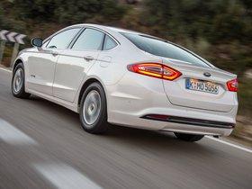 Ver foto 6 de Ford Mondeo Hybrid Sedan 2014