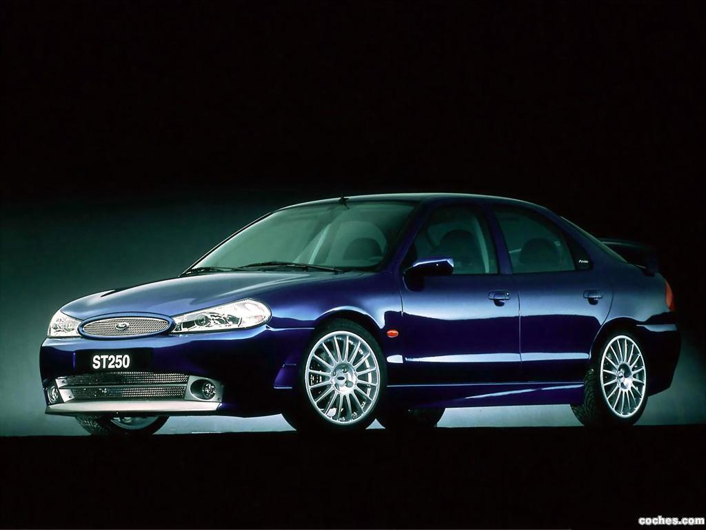 Foto 0 de Ford Mondeo ST250 ECO Concept 1999