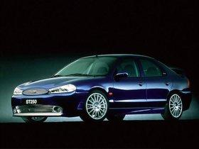 Ver foto 1 de Ford Mondeo ST250 ECO Concept 1999