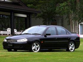 Ver foto 6 de Ford Mondeo Sedan Japón 1996