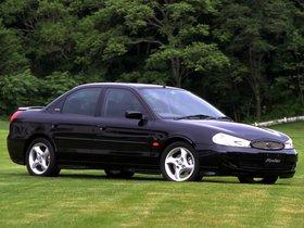 Ver foto 5 de Ford Mondeo Sedan Japón 1996